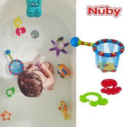 누비 아기목욕장난감 낚시놀이