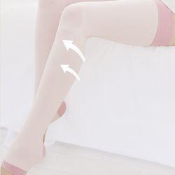 굿나잇핏 다리 붓기케어 압박스타킹 수면용