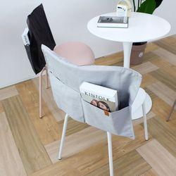 루나 면 포켓 식탁 의자커버 중 1P 48x38