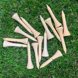 턴트골프 나무 골프티 숏티 1팩 15개입