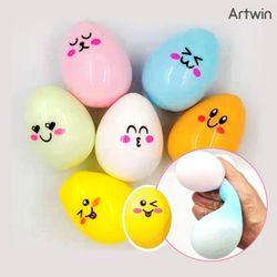 1000 애니토이 심쿵란 계란 말랑이 찐득이