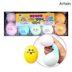 1000 애니토이 심쿵란 계란 말랑이 찐득이 BOX(10)