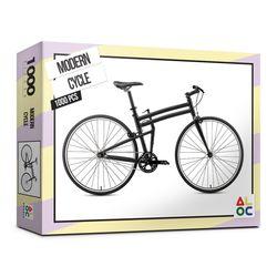 (알록퍼즐)1000피스 자전거 직소퍼즐 AL3006