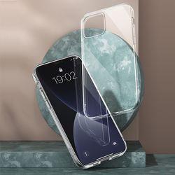 아이노비아 아이폰12 프로 맥스 투명 슬림 케이스