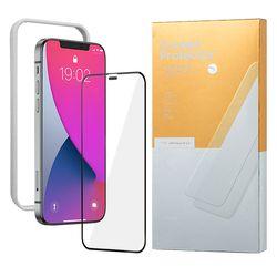 아이노비아 아이폰12 프로맥스 풀커버강화유리 액정보호필름