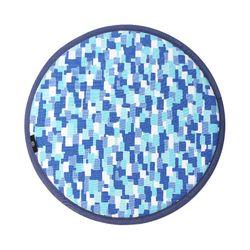 스톡홀름 논슬립 원형방석 터콰이즈 체인 37cmx37cm (8style)