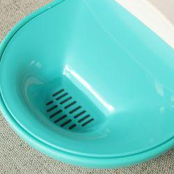 강아지 물그릇 고양이 정수기 구슬 반자동 급수기 2.8L 필터