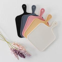 트레노 실리콘 냄비받침 5color