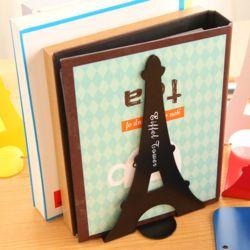 에펠탑 북엔드 2p세트(블랙)