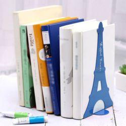 에펠탑 북엔드 2p세트(블루)