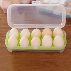 싱싱 10구 계란케이스(그린)