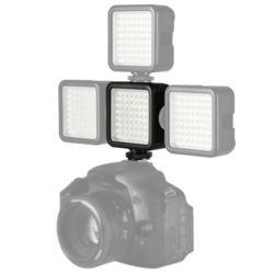 개인방송 유튜브 촬영 49개 LED 라이트 휴대용 조명