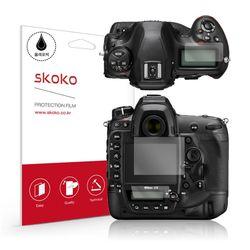 스코코 니콘 D6 올레포빅 카메라 액정보호필름 3종