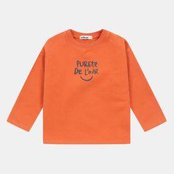 쮸리기모 스마일 티셔츠 MLLA20N07