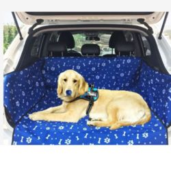 탁펫 애완동물 트렁크 시트 대형견 이동시트 애완용품