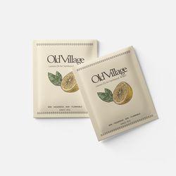 [25ml] 올드빌리지 레몬오일 세트 (오일 + 부자재)