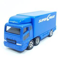 (토미카)(단종) NO.07 미츠비시 슈퍼 그레이트 트럭