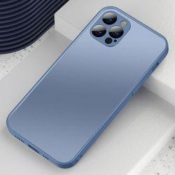 아이폰XS맥스 지문방지 무광 매트 하드 케이스 P568
