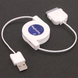태블릿 USB 케이블 자동 감김 데이터 전송용