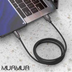 MUAMUA 기본C타입QC3.0데이터충전케이블3M