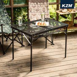 [카즈미] 유니온 아이언메쉬 2폴딩 테이블 K20T3U003