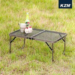 [카즈미] 아이언메쉬 피크닉 테이블 K9T3U013