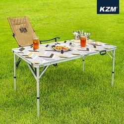 [카즈미] 커넥트 와이드 2폴딩 테이블  K20T3U001