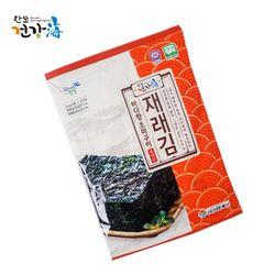 청정 완도군 재래김(조미김) 5매 20g