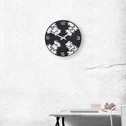 퍼즐조각 벽시계