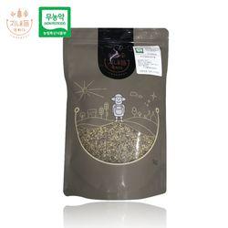 전남 영광 무농약 자수정찰보리쌀 1kg