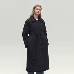 TRENDY PADDING COAT BLACK