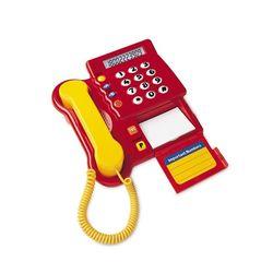 (러닝리소스) LER2665 레코딩 녹음 전화기