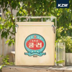 [카즈미] 아이스쿨러 13L (뉴트로) K20T3K011
