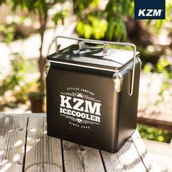 [카즈미] 큐브 아이스쿨러 13L (블랙) K20T3K010
