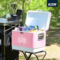 [카즈미] 아이스쿨러 29L (핑크) K8T3A003
