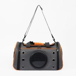 위드펫 반려동물 이동가방(51x26cm) (메쉬창/오렌지)