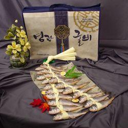 [무료배송] [황금수산]법성포 영광참굴비 장줄 1.6kg(20미)