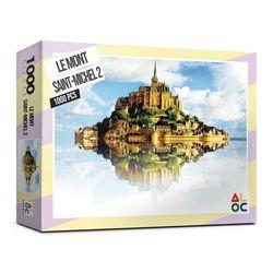 (알록퍼즐)1000피스 몽생미셸2 직소퍼즐 AL3009