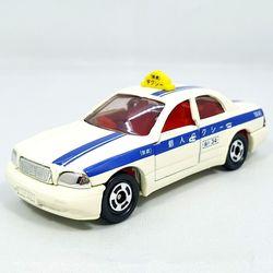 (토미카)(단종) NO.115 도요타 크라운 마제스티 택시