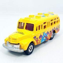 (디즈니토미카)(단종)D-10 이스즈 본네트 버스 지니