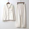 Soft Home Yolo Pajama Set - 극세사커플룩