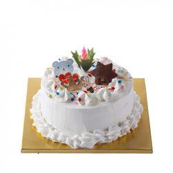 [메이드케익]DIY 케이크 만들기(1호)=초코시트=