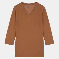 TR 7부 V넥 티셔츠 JVLA213G3