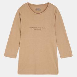 TR 7부 R넥 티셔츠 JVLA213G4