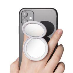 Linkvu 미니 손거울 슬라이드 탈부착식 스마트톡 폰톡