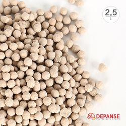 다육이볼 2.5L 4종 분갈이흙 수경재배 제올라이트 화분마감재