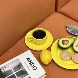 [세컨드타임시리즈] 커피잔세트