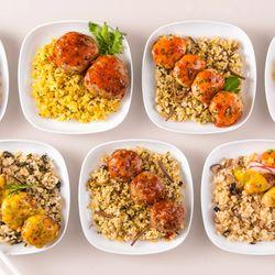 포켓도시락 점심대용식 세트 2주일분 (12종 12팩)