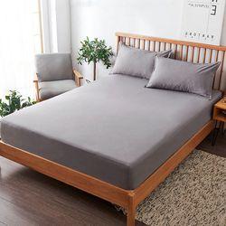 침대커버 침대패드 방수커버 매트리스 싱글120(120)