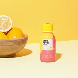 [무료배송] 레몬클렌즈 클린디다이어트 프로그램 1박스 10병(약3일분)